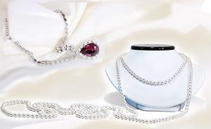 Perles et pierres précieuses une souplesse reconnue des perles