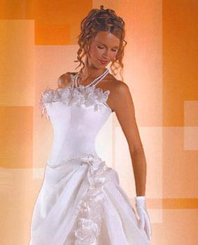 Bijoux en perles le jour du mariage