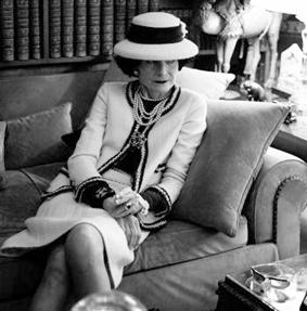 Coco Chanel Icône, égérie d'une autre époque