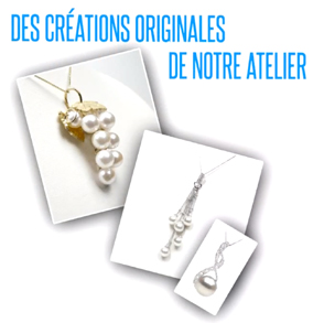 Creations originales de NETPERLES