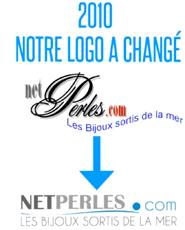 Changement du Logo de NETPERLES