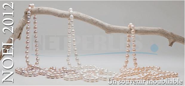 Confiance renouvelée à NETPERLES pour NOEL 2012