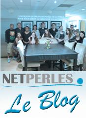 Le Blog de NETPERLES