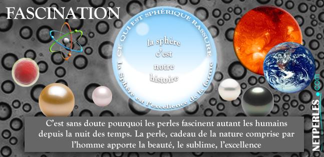 Fascination pour les perles