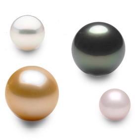 Perles naturelles - perles de culture