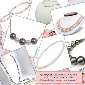 Choisir un collier de perles pour l'éternité