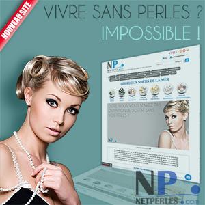 Vivre sans perle est impossible, c'est pourquoi je frequente netperles.com