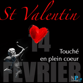 St valentin Dimanche 14 fevrier 2021